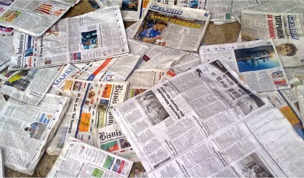 Cara Membuat Pembatas Buku Dari Kertas Bekas Beli Kertas Kardus Bekas Yogyakarta
