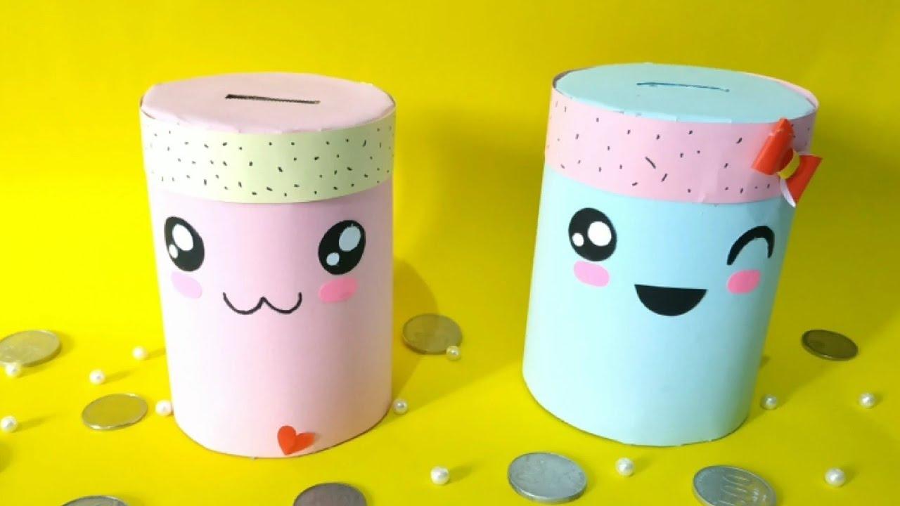 Cara Membuat Celengan dari Kertas Kado yang Inspiratif dan ...