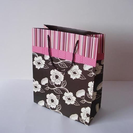 cara membuat paper bag