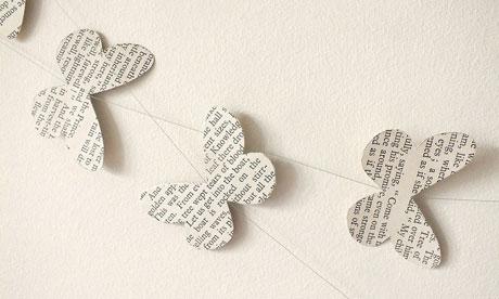 cara membuat kupu kupu dari kertas HVS