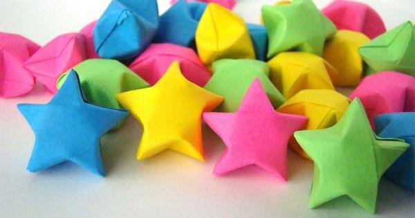 kerajinan origami 3d